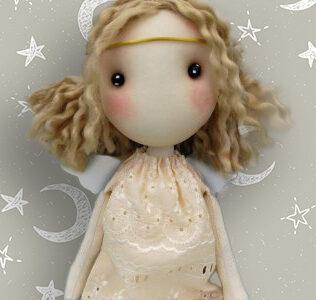 angelito muñeca