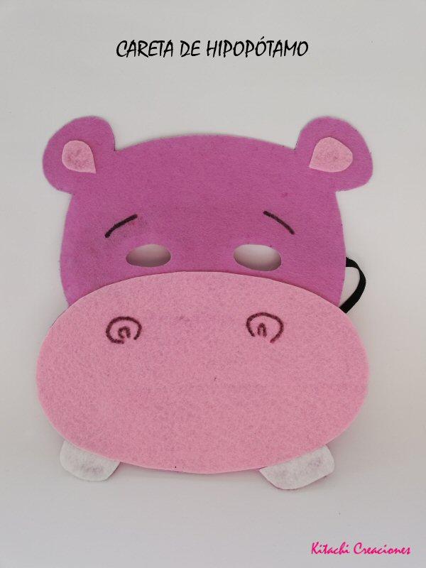 Careta de Hipopotamo