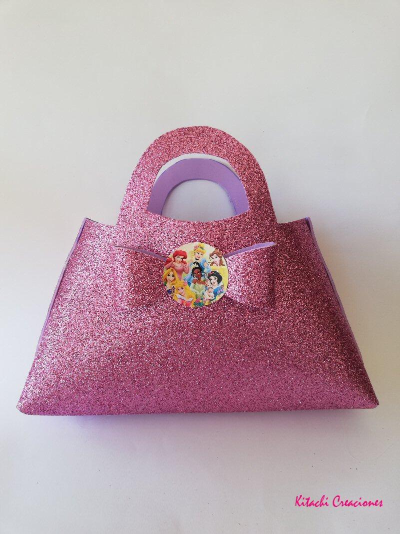 bolso varias princesas