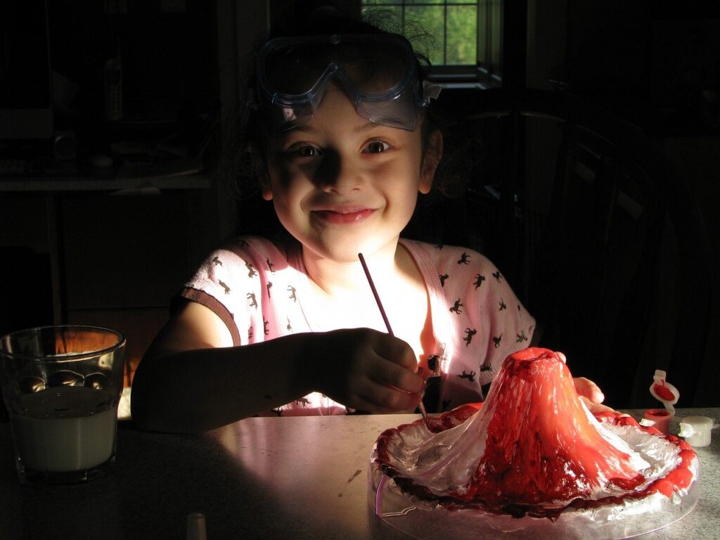 beneficios experimentos niños